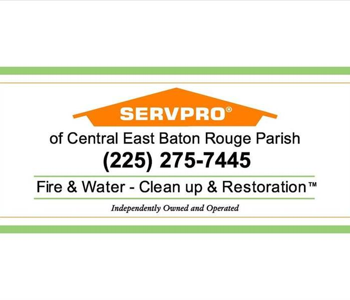 SERVPRO of Central East Baton Rouge Parish