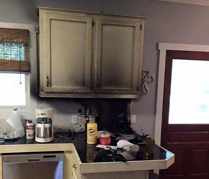 Fire Damage Protecting you and your family from fire