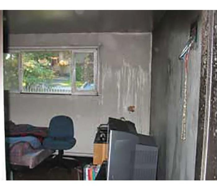 Fire Damage Fire restoration means being prepared