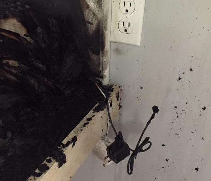 Fire Damage Protecting yourself from electrical fires